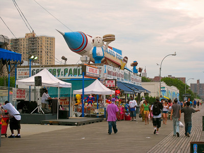 Astroland, Coney Island