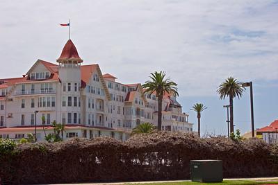 Hotel Del Coronado, San Diego CA