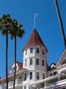 Del Coranado Hotel, Coranado Island, San Diego CA