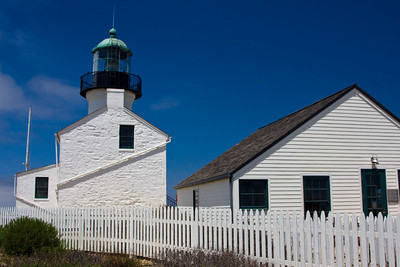 Point Loma Lighthouse, San Diego, California