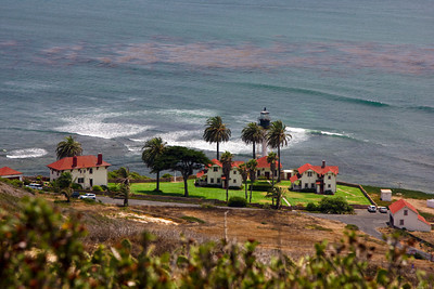 US Coast Guard Station, Point Loma, San Diego, California