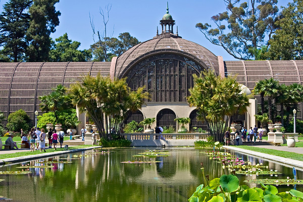 Botanical Gardens, San Diego CA