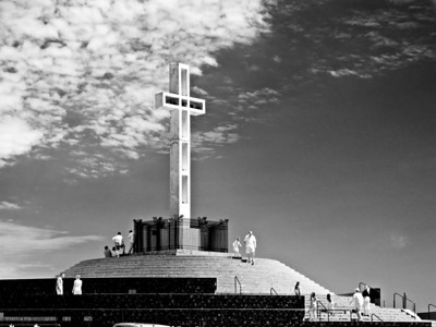 Mount Soledad Cross, San Diego CA