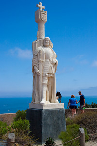 Cabrillo Monument, Point Loma, San Diego, California