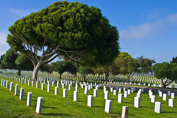 Fort Rosencrans National Cemetery, San Diego CA