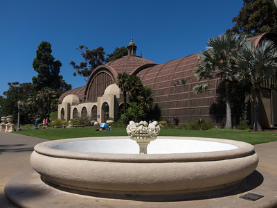 Botanical Building, Balboa Park, San Diego CA