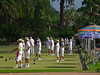 Tournament held at the San Diego Lawn Bowling Club, Balboa Park