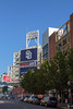 Petco Park, Home of the San Diego Padres, in the Gaslamp District of downtown San Diego, CA