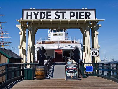 Hyde Street Pier, San Francisco