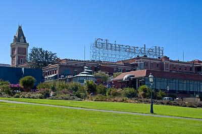 Ghirardelli Square, San Francisco CA