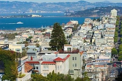 San Francisco Rooftops