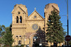Cathedral Basilica of St. Francis of Assisi,
