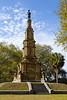 Confederate monument, Forsyth Park