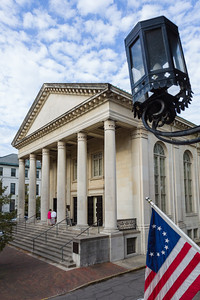 Independent Presbyterian Church, Chippewa Square, Savannah, Georgia