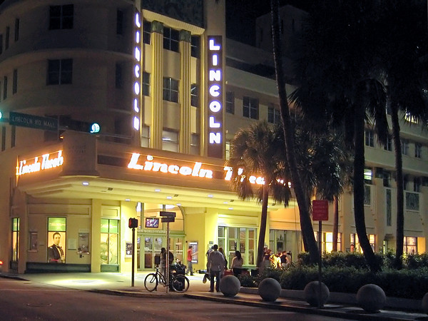 Lincoln Theatre, Miami Beach, Florida