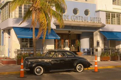 Art Deco Hotel on South Beach, Miami Beach FL