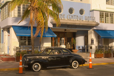Art Deco Hotel on South Beach, Miami Beach FL