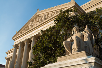 National Archives Building, Washington DC
