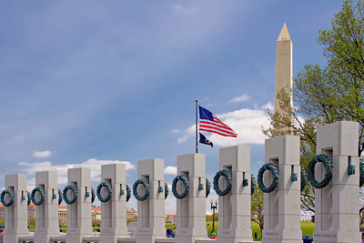 World War II Memorial, Washington DC