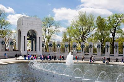 World War II Memorial, Washington DC