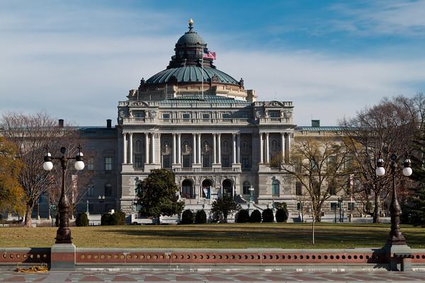 Library of Congress, Washington DC.