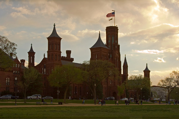 Smithsonion Castle, Washington DC
