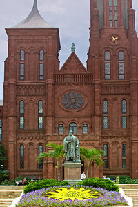 Smithsonian Castle, Washington DC