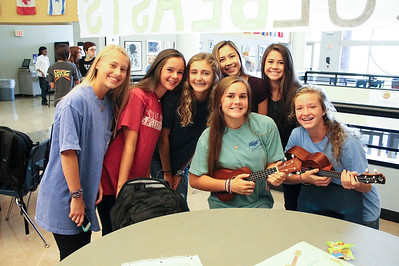 US Clubs and Activities Fair