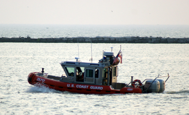 Photo By Bob Bodnar............................................Lorain Coast Guard  6/8/2011