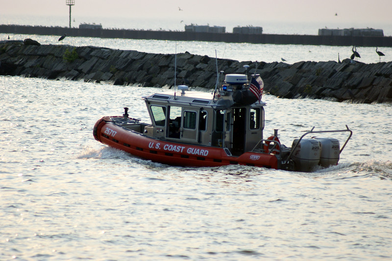Photo By Bob Bodnar...............................Lorain Coast Guard 6/8/2011