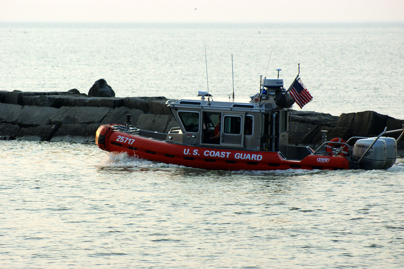 Photo By Bob Bodnar....................................Lorain Coast Guard  6/8/2011