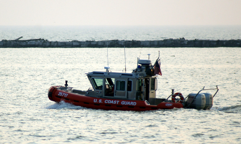 Photo By Bob Bodnar......................................Lorain Coast Guard 6/8/2011