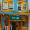 Juneau Alaska, Downtown Colorful Storefront