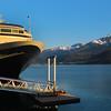 Juneau Alaska, Holland America's MS Zaandam