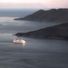 Juneau Alaska, Cruise Ship, Gastineau Channel