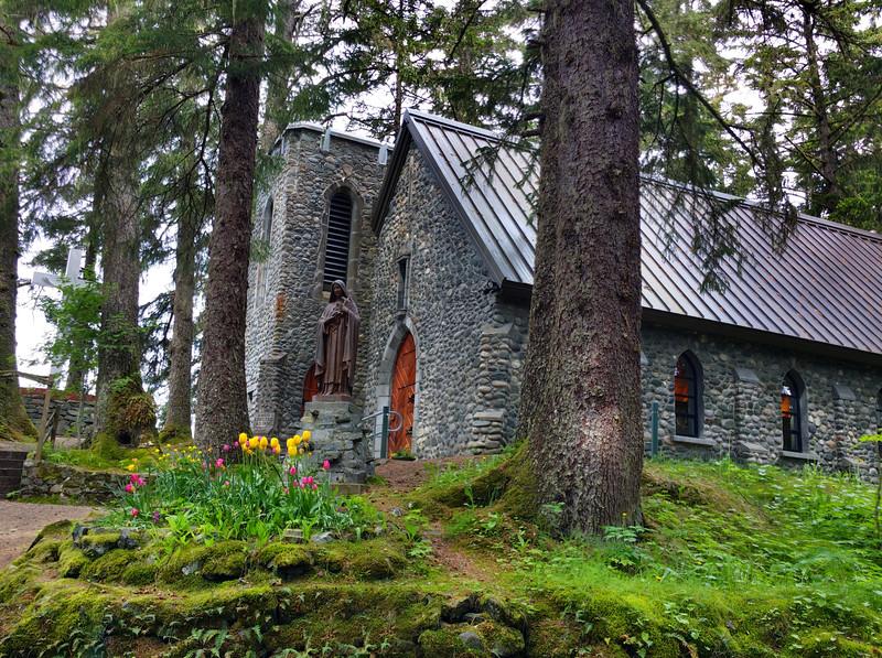 Juneau Alaska, The Shrine of St. Therese