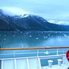 Un-Cruise Adventures, Approaching Margerie Glacier, Glacier Bay National Park