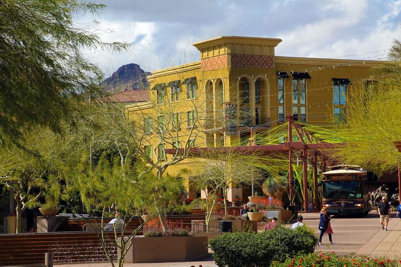 Arizona, Scottsdale, Downtown Trolley