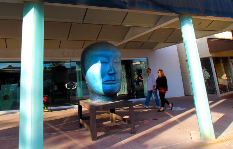 Arizona, Scottsdale,  Gebert Contemporary Art Gallery