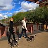 Arizona, Scottsdale, Pedestrian Bridge