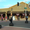 Arizona, Scottsdale, Segway Tour Old Town