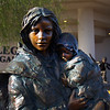 Arizona, Scottsdale, Old Town, Legacy Gallery Bronze