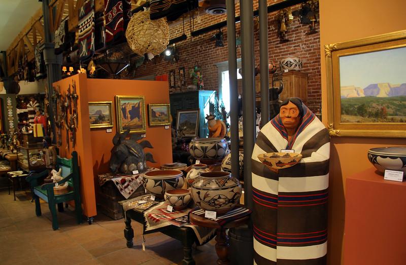 Arizona, Scottsdale, Bischoff's Gallery, Old Town