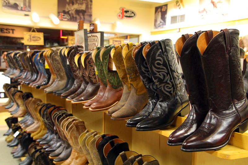 Arizona, Scottsdale, Old Town Boot Shoppe