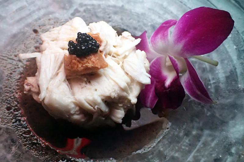 Arizona, Scottsdale, Sushi Roku, Blue Crab Tartar