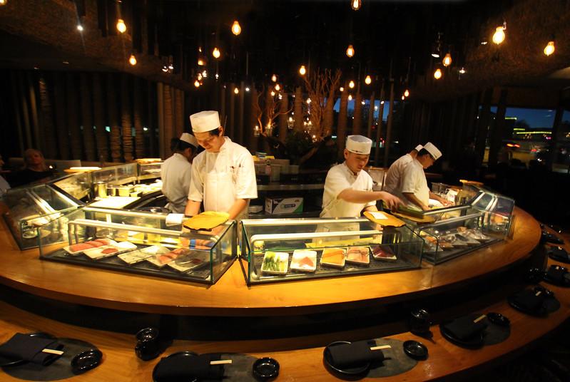 Arizona, Scottsdale, Sushi Roku Chefs