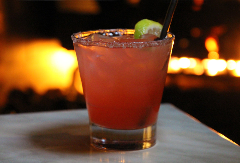 Arizona, Scottsdale, The Mission Old Town Restaurant, Red Orange Margarita