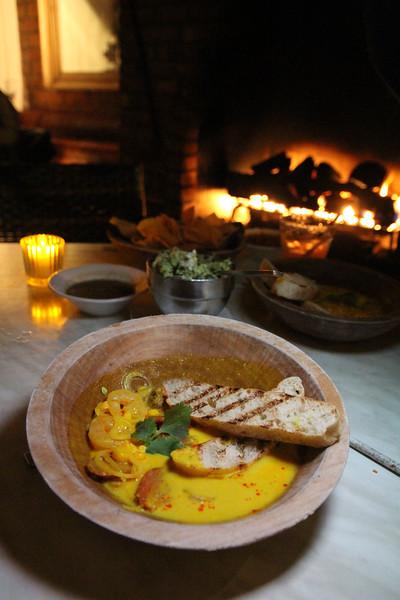 Arizona, Scottsdale, The Mission Old Town Restaurant, Peruvian Fish Stew