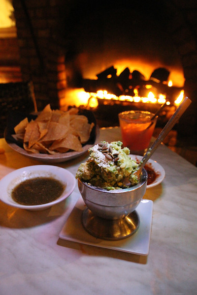 Arizona, Scottsdale, The Mission Old Town Restaurant, Signature Guacamole