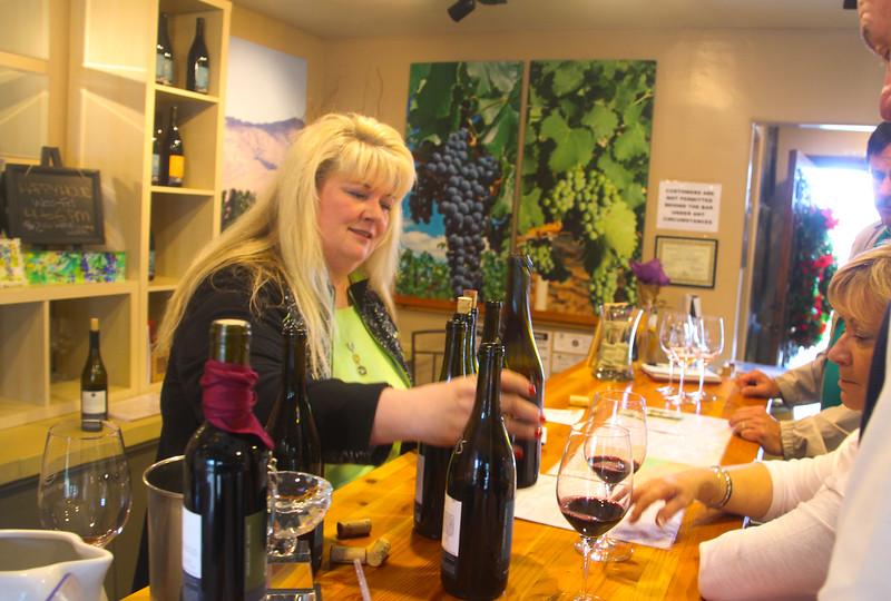 Arizona, Scottsdale, LDV Wine Tasting